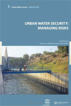 Urban Water Security: Managing Risks: UNESCO-IHP book cover