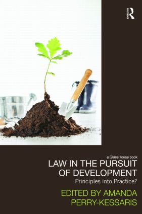 Law in the Pursuit of Development: Principles into Practice? book cover