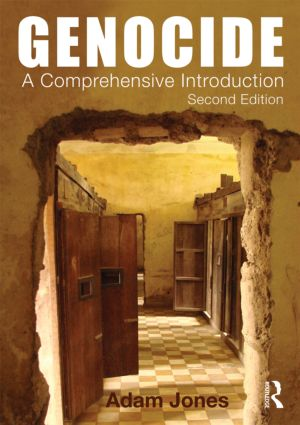 Genocide: A Comprehensive Introduction, 2nd Edition (Paperback) book cover