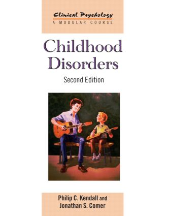 Childhood Disorders: Second Edition book cover