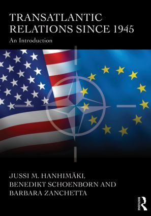 Transatlantic Relations since 1945: An Introduction book cover