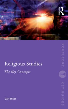 Religious Studies: The Key Concepts (Paperback) book cover