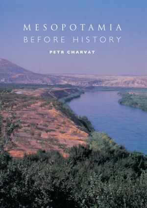 Mesopotamia Before History: 1st Edition (Paperback) book cover