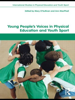 Young People's Voices in Physical Education and Youth Sport book cover