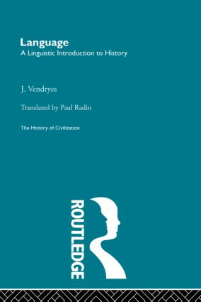 Language: A Linguistic Introduction to History (Paperback) book cover