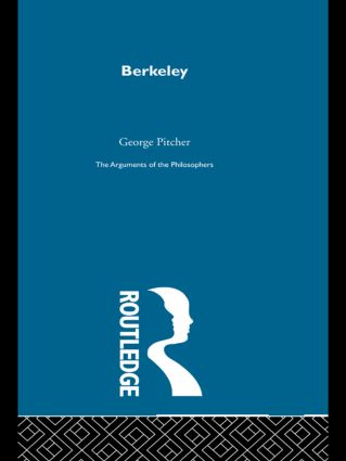 Berkeley - Arg Philosophers: 1st Edition (Paperback) book cover