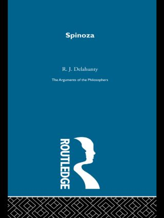 Spinoza - Arguments of the Philosophers (paperback direct)