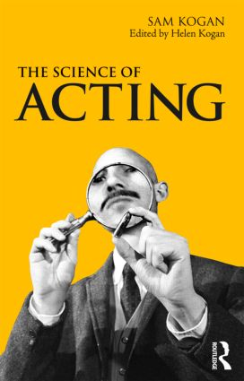 The Science Of Acting (Paperback) book cover
