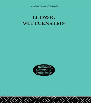 Ludwig Wittgenstein: Philosophy and Language (Paperback) book cover