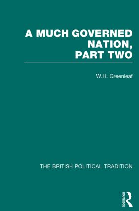 Much Governed Nation Pt 2 Vol3: 1st Edition (Paperback) book cover