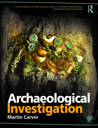 Archaeological Investigation (Paperback) book cover
