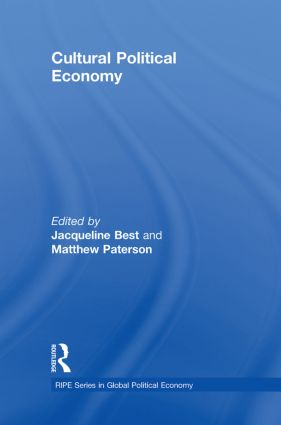 Cultural Political Economy book cover