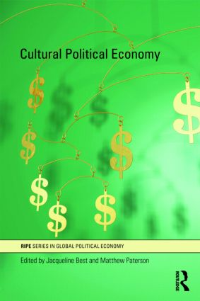 Cultural Political Economy (Paperback) book cover