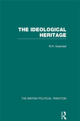 Ideological Heritage Vol 2: 1st Edition (Paperback) book cover
