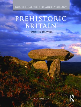 Prehistoric Britain: 2nd Edition (Paperback) book cover