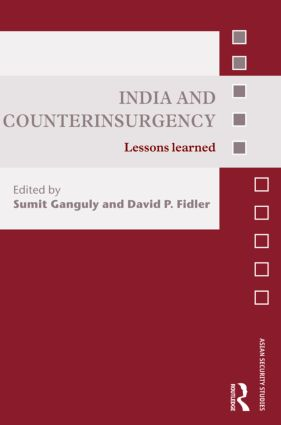 India and Counterinsurgency: Lessons Learned (Hardback) book cover