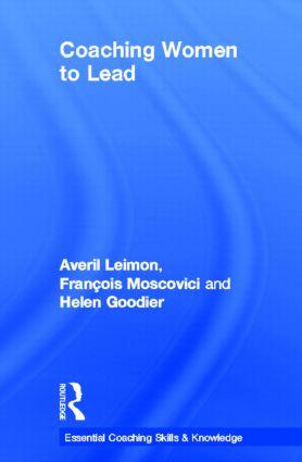 Coaching Women to Lead book cover