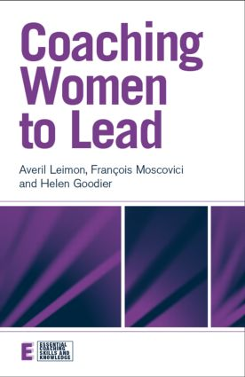Coaching Women to Lead (Paperback) book cover
