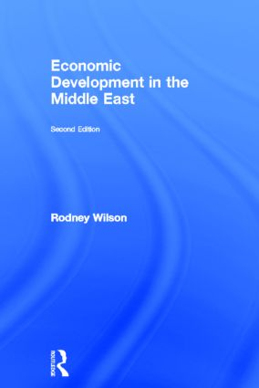 Economic Development in the Middle East, 2nd edition: 1st Edition (Hardback) book cover