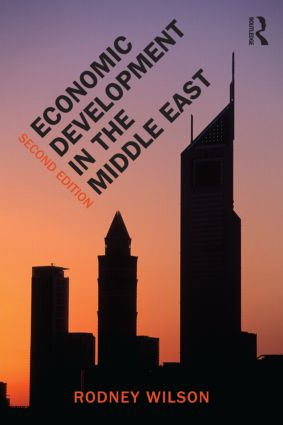 Economic Development in the Middle East, 2nd edition (Paperback) book cover