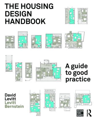 The Housing Design Handbook: A Guide to Good Practice (Paperback) book cover
