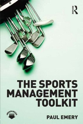 The Sports Management Toolkit (Paperback) book cover