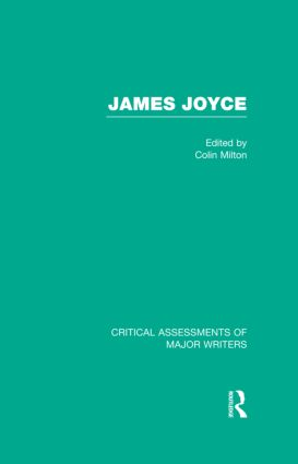 James Joyce (Hardback) book cover