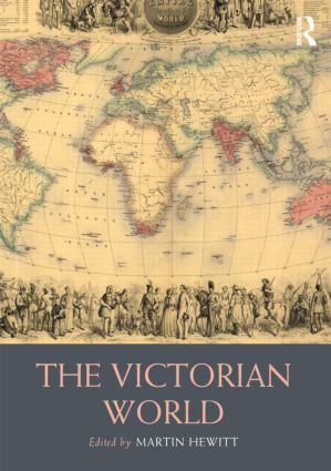 The Victorian World (Hardback) book cover