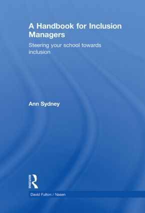 A Handbook for Inclusion Managers: Steering your School towards Inclusion book cover