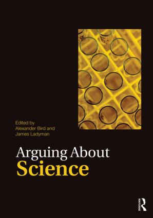 Arguing About Science (Paperback) book cover