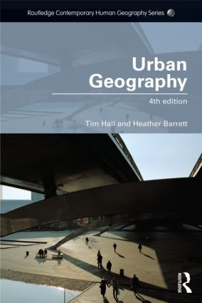 Urban Geography: 4th Edition (Paperback) book cover