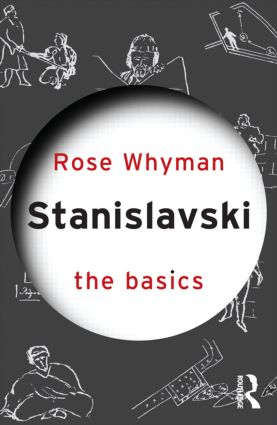 Stanislavski: The Basics (Paperback) book cover