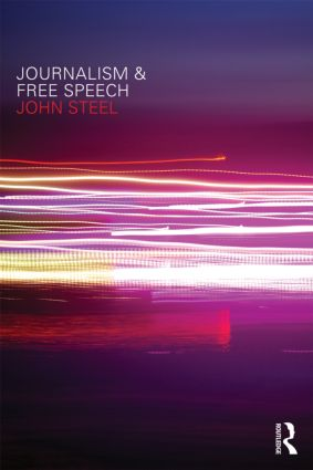 Journalism and Free Speech (Paperback) book cover