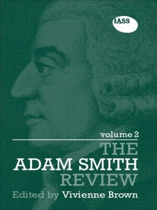 The Adam Smith Review Volume 2