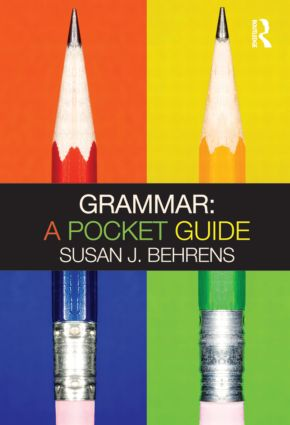 Grammar: A Pocket Guide (Paperback) book cover