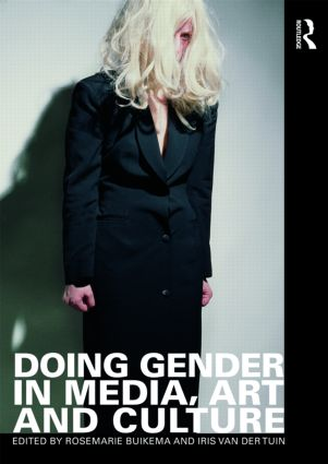 Doing Gender in Media, Art and Culture (Paperback) book cover