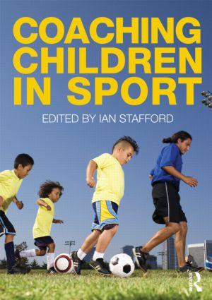 Coaching Children in Sport book cover