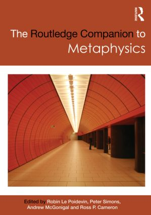 The Routledge Companion to Metaphysics (Paperback) book cover
