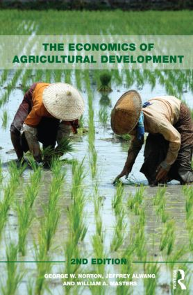 Economics of Agricultural Development: 2nd Edition (Paperback) book cover