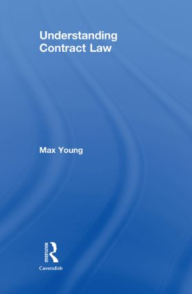 Understanding Contract Law: 1st Edition (Hardback) book cover