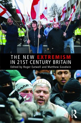 The New Extremism in 21st Century Britain (Paperback) book cover