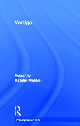 Vertigo: 1st Edition (Hardback) book cover