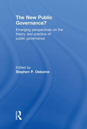 GLOBAL PERSPECTIVES ON GOVERNANCE