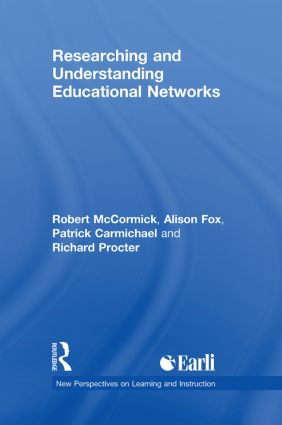 Researching and Understanding Educational Networks book cover
