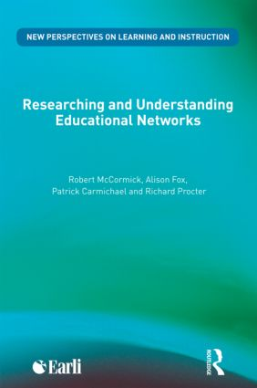 Researching and Understanding Educational Networks (Paperback) book cover