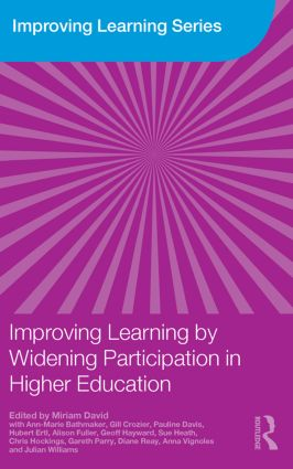 Improving Learning by Widening Participation in Higher Education: 1st Edition (Hardback) book cover