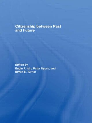Citizenship between Past and Future: 1st Edition (Paperback) book cover