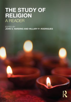 The Study of Religion: A Reader (Paperback) book cover