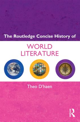 The Routledge Concise History of World Literature (Paperback) book cover
