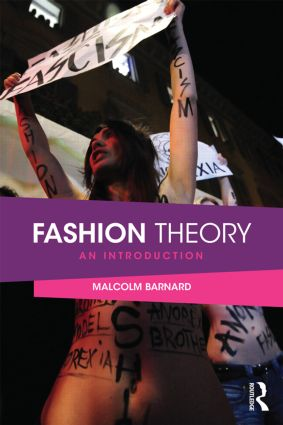 Fashion Theory: An Introduction (Paperback) book cover